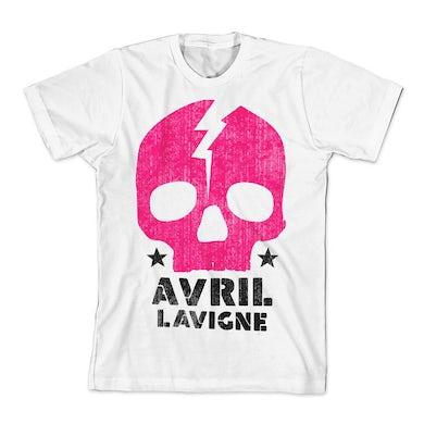 Avril Lavigne Skull Unisex T-Shirt