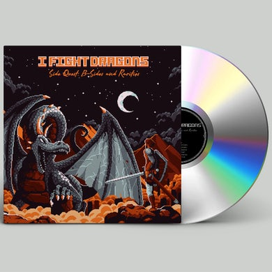 I Fight Dragons SIDE QUEST: B-SIDES & RARITIES CD - PREORDER