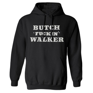 Butch Walker Butch Effing Walker Hoodie