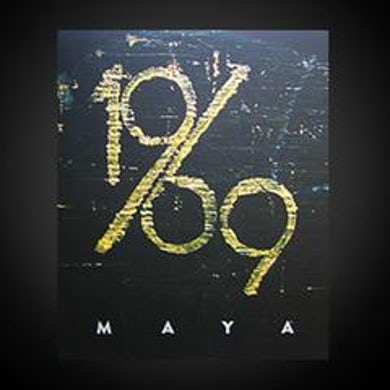 Butch Walker 1969 Maya CD