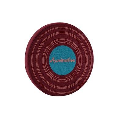 Awolnation 7 Inch Plush Dog Toy