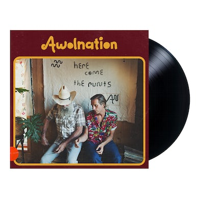 Awolnation Here Come The Runts Vinyl
