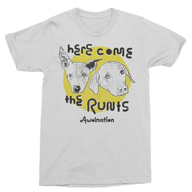 Awolnation Runts Dog Tee