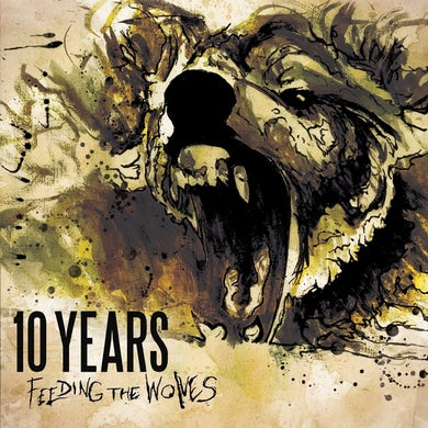 10 Years Feeding The Wolves CD