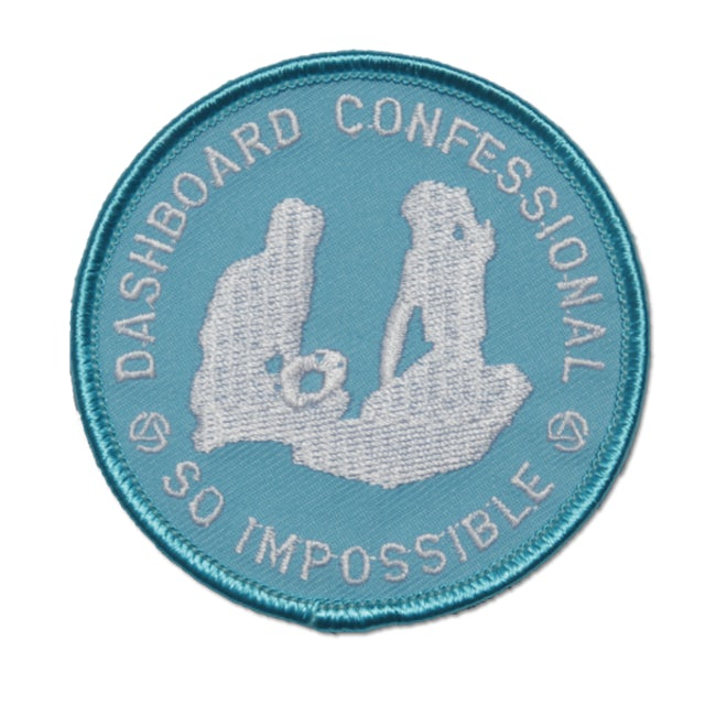 Dashboard Confessional So Impossible Patch