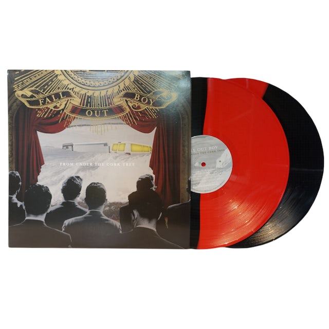 Fall Out Boy From Under The Cork Tree 2LP Vinyl