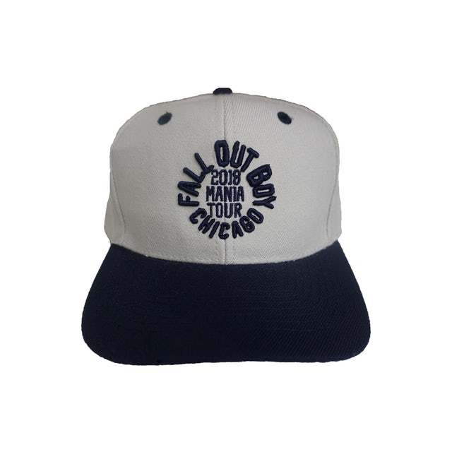 Fall Out Boy Chicago Exclusive Hat