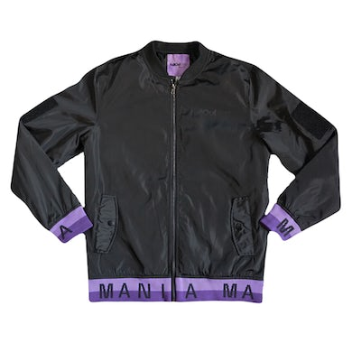 Fall Out Boy M A N I A Tour Bomber Jacket