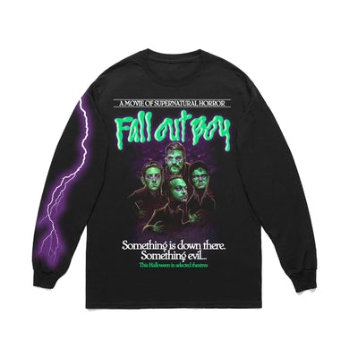 Fall Out Boy Horror Movie Long Sleeve