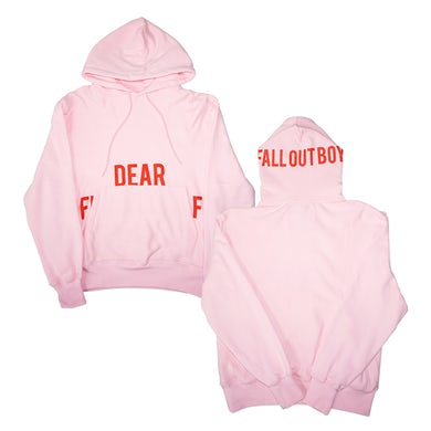 Fall Out Boy Dear Future Self Pullover Hoodie