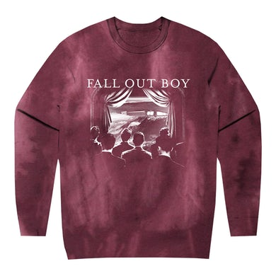 Fall Out Boy From Under The Cork Tree Album Crewneck