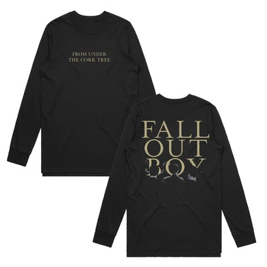 Fall Out Boy From Under The Cork Tree Long Sleeve Tee