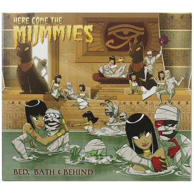 Here Come the Mummies Bed Bath and Behind CD
