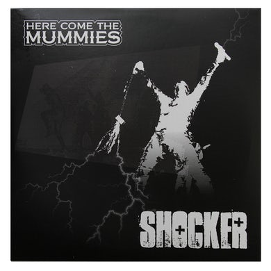 Here Come the Mummies Shocker EP CD