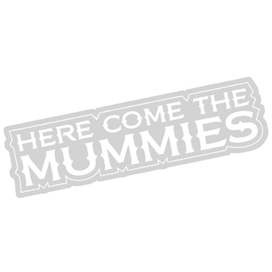 Here Come the Mummies HCTM Logo Sticker