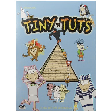 Here Come the Mummies Tiny Tuts DVD