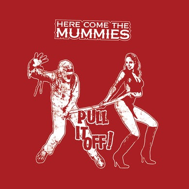 Here Come the Mummies Pull It Off EP (Vinyl)