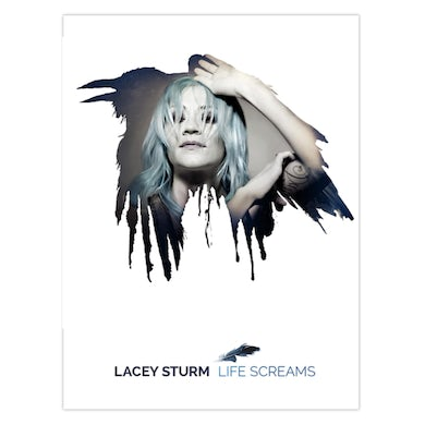 Lacey Sturm Life Screams Poster