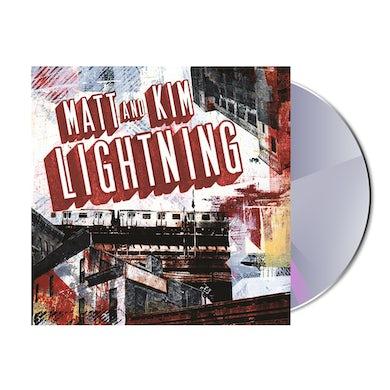 Matt & Kim Lightning CD