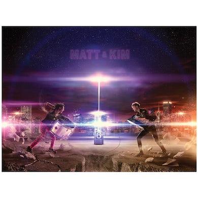 Matt & Kim Battle Poster (18x24)