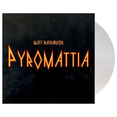 """Matt Nathanson Pyromattia 10"""" Vinyl"""