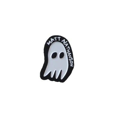 Matt Nathanson Ghost Pin