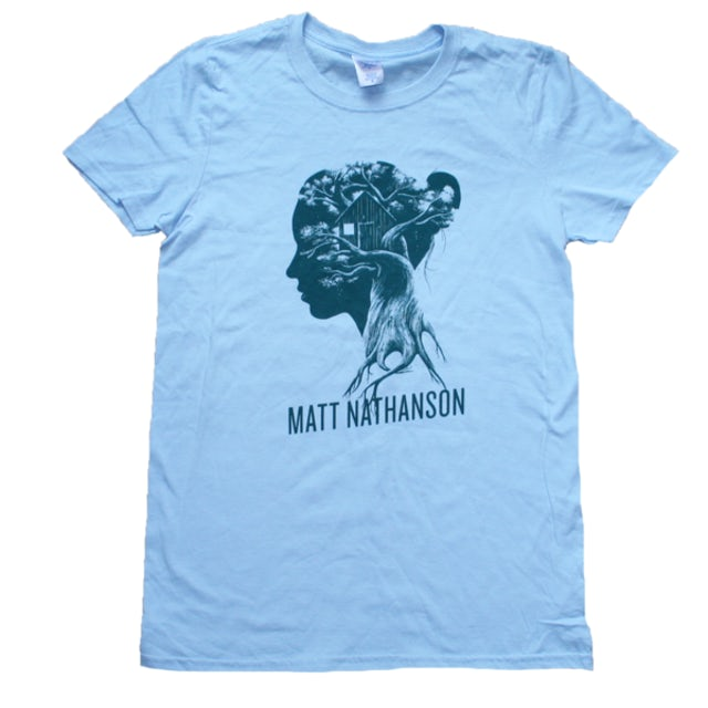 Matt Nathanson Tree House Tee - Men's