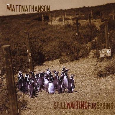 Matt Nathanson Still Waiting For Spring CD