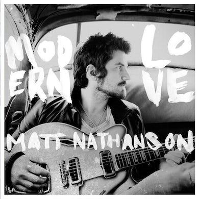 Matt Nathanson Modern Love CD