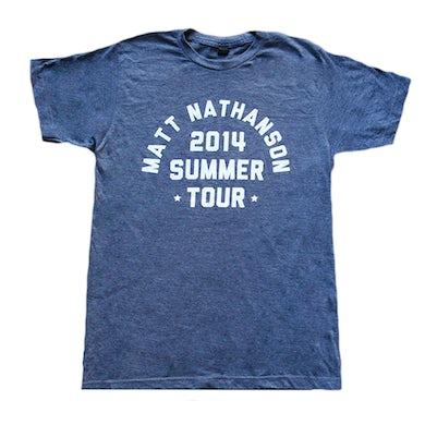 Matt Nathanson Summer '14 Tour Tee