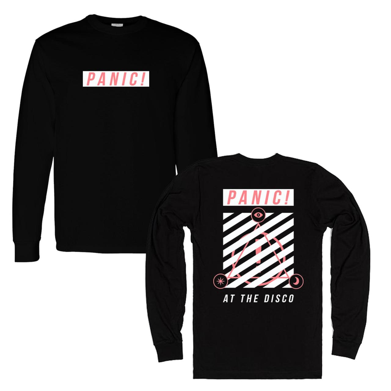 ce30651d Panic At The Disco. Lines Long Sleeve