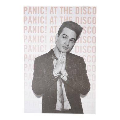 Panic At The Disco Praying Litho Poster