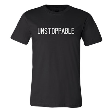 Red Unstoppable Tee