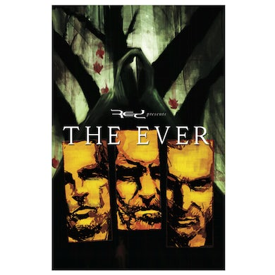 """""""The Ever"""" Graphic Novel by RED"""