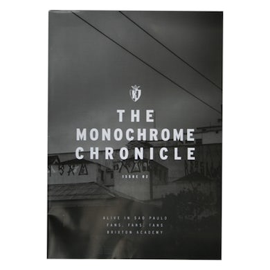 The Hives The Monochrome Chronicle Issue 2