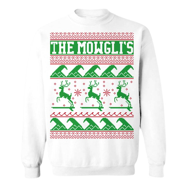 The Mowgli's Ugly Holiday Sweater