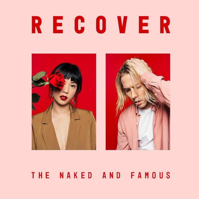The Naked And Famous Recover CD [Pre Order]