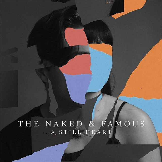 The Naked And Famous A Still Heart CD