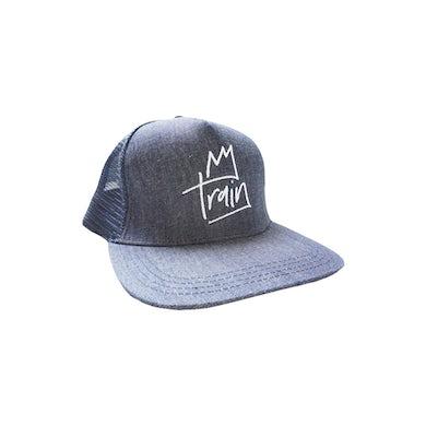 Train Script Trucker Hat