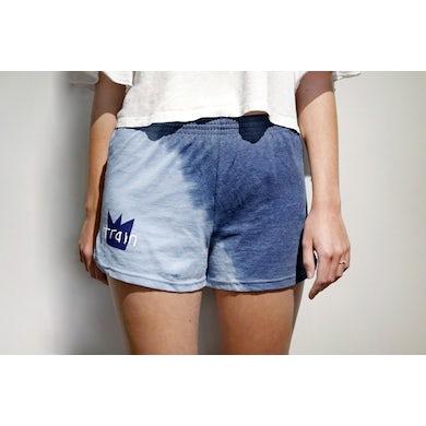 Train Tie Dye Shorts