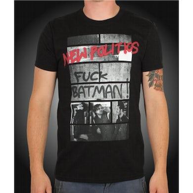 New Politics Batman T-Shirt