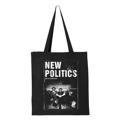 New Politics Photo Tote