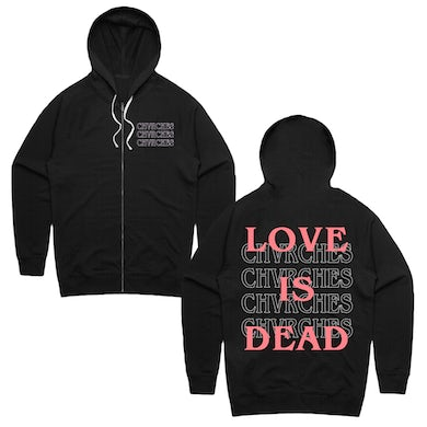 Chvrches Stacked Hoodie
