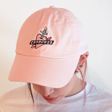 Chvrches Pink Dagger Hat