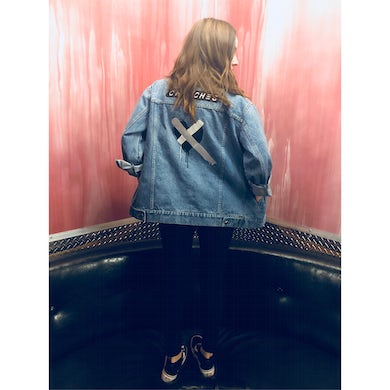 Chvrches Embroidered Denim Jacket [SOLD OUT]