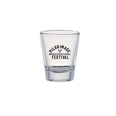 Pilgrimage Festival Shot Glass