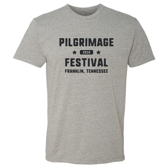 Pilgrimage Festival 2018 Athletic Tee