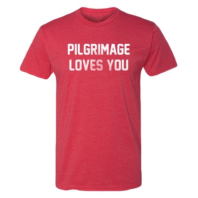 Pilgrimage Festival Loves You Unisex Tee