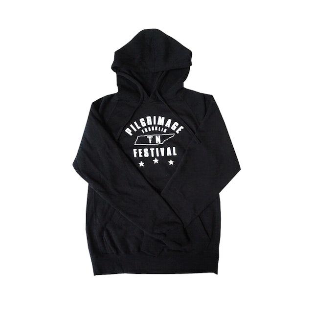 Pilgrimage Festival State Black Pullover Hoodie