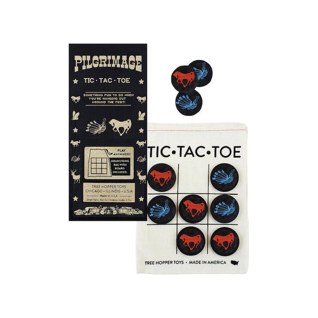 Pilgrimage Festival Tic Tac Toe Game